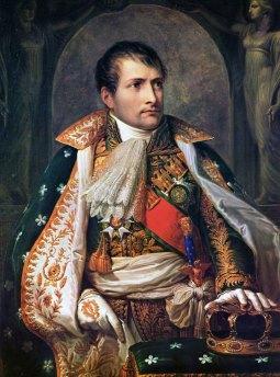 Zeul francez al războiului Napoleon Bonaparte
