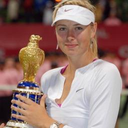 Tenisul Maria Sharapova imagine