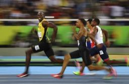 Deținătoarea recordului de 100 de milioane, Usain Bolt (Imaginea 3)