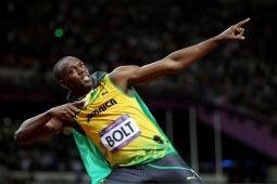 Deținătoarea recordului de 100 de milioane, Usain Bolt (Imaginea 4)