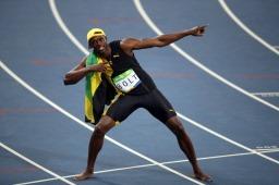 Deținătoarea recordului de 100 de milioane, Usain Bolt (Imaginea 7)