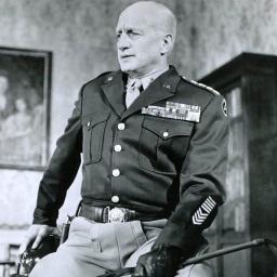 SUA comandant militar George Smith Patton imagine