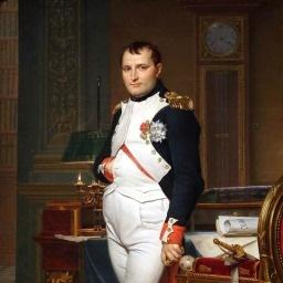 Zeul francez al războiului Napoleon Bonaparte imagine