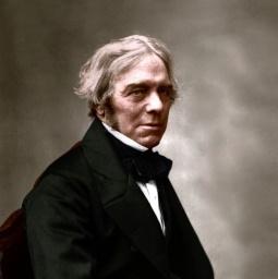 Michael Faraday imagine