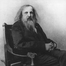 Dmitry Mendeleev imagine