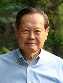 Celebrul fizician Yang Zhenning (Desktop tapet 5)