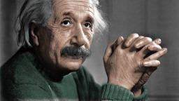 Fizicianul Albert Einstein imagine